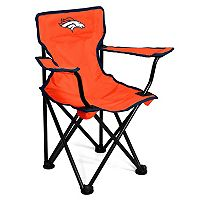 Logo Brands Denver Broncos Toddler Portable Folding Chair