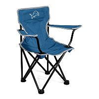 Logo Brands Detroit Lions Toddler Portable Folding Chair