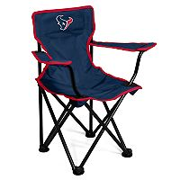 Logo Brands Houston Texans Toddler Portable Folding Chair