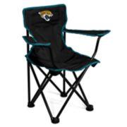 Logo Brands Jacksonville Jaguars Toddler Portable Folding Chair