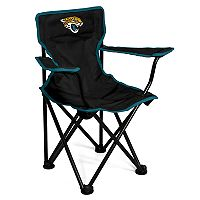 Logo Brands Jacksonville Jaguars Toddler Portable Folding Chair