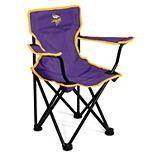 Logo Brands Minnesota Vikings Toddler Portable Folding Chair