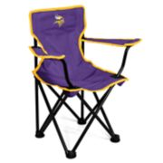 Logo Brands Minnesota Vikings Toddler Portable Folding Chair