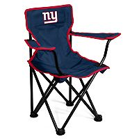 Logo Brands New York Giants Toddler Portable Folding Chair