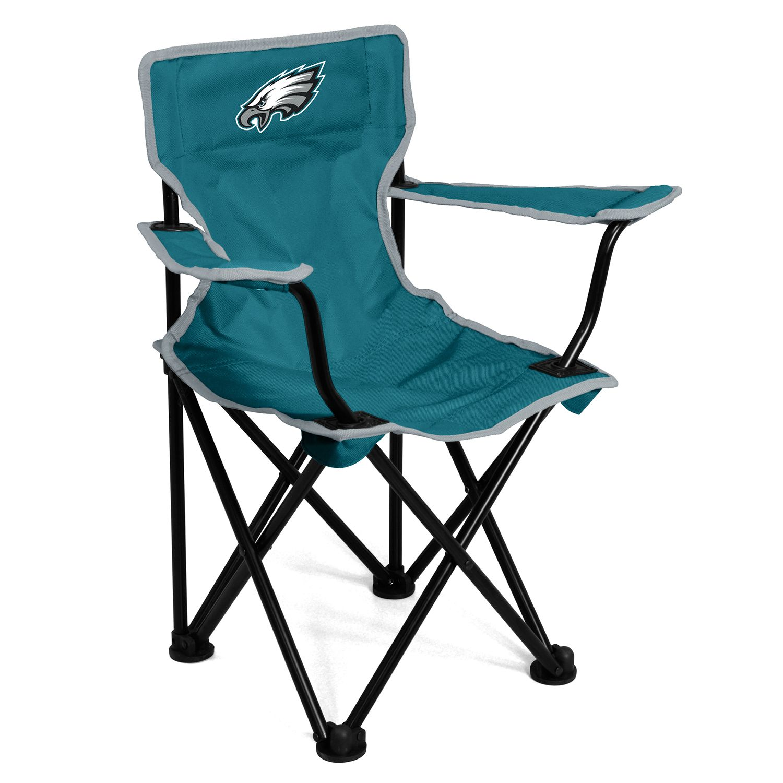 Logo Brands Philadelphia Eagles Toddler Portable Folding Chair