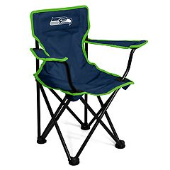 Logo Brands Seattle Seahawks Toddler Portable Folding Chair