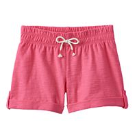 Toddler Girl Jumping Beans® Slubbed Cuff Shorts