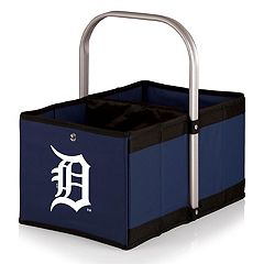 Picnic Time Detroit Tigers Urban Folding Picnic Basket
