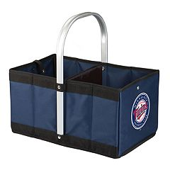Picnic Time Minnesota Twins Urban Folding Picnic Basket