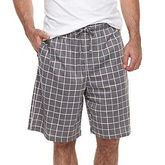 Big & Tall Croft & Barrow® True Comfort Lounge Shorts