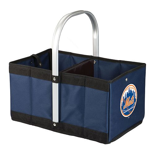 Picnic Time New York Mets Urban Folding Picnic Basket