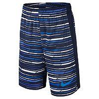 Boys 8-20 Nike Legacy Striped Shorts