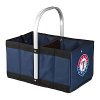 Picnic Time Texas Rangers Urban Folding Picnic Basket