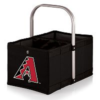 Picnic Time Arizona Diamondbacks Urban Folding Picnic Basket
