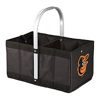 Picnic Time Baltimore Orioles Urban Folding Picnic Basket