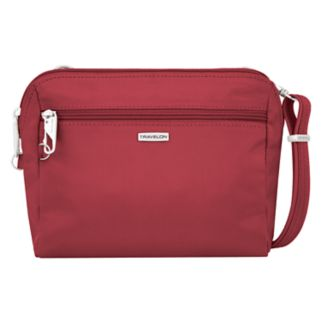 Travelon Classic Convertible Crossbody Bag & Waist Pack