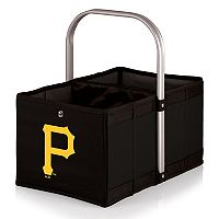 Picnic Time Pittsburgh Pirates Urban Folding Picnic Basket