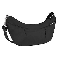 Travelon Classic Light Sling-Style Hobo Bag