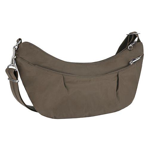 Travelon Classic Light Sling-Style Hobo Bag