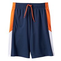 Boys 4-10 Jumping Beans® Two-Tone Side Stripe Performance Shorts