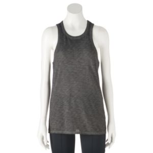 Juniors' SO® High Neck Slub Tank Top