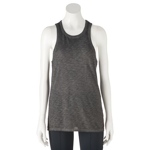 40a153fe728 Juniors  SO® High Neck Slub Tank Top
