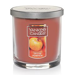Yankee Candle Spiced Pumpkin 7-oz. Candle Jar