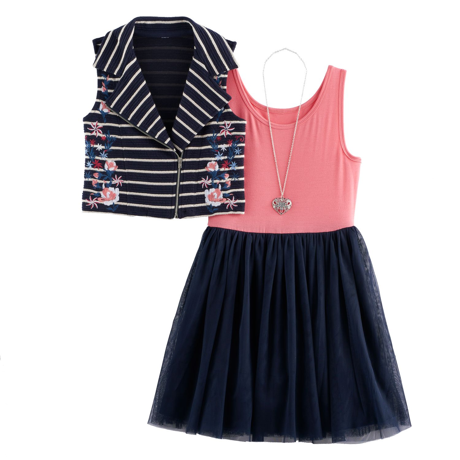 Girls Knitworks Kids Dresses Clothing
