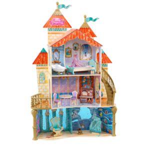Disney's Little Mermaid Ariel Land-to-Sea Dollhouse by KidKraft