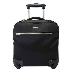 Travelon Tailored Wheeled Underseater Carry-on Luggage