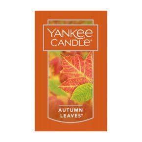 Yankee Candle Autumn Leaves 7-oz. Candle Jar