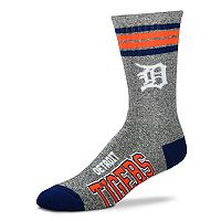 Adult For Bare Feet Detroit Tigers Got Marbled Crew Socks
