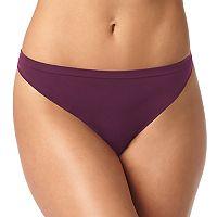 Warner's No Pinching No Problems Seamless Thong Panty RX8514P