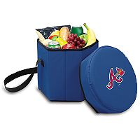 Picnic Time Atlanta Braves Bongo Cooler