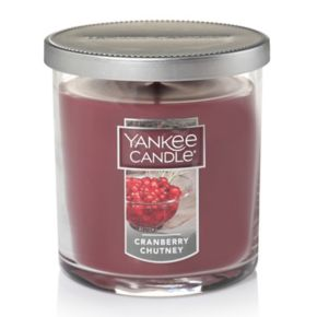 Yankee Candle Cranberry Chutney 7-oz. Candle Jar