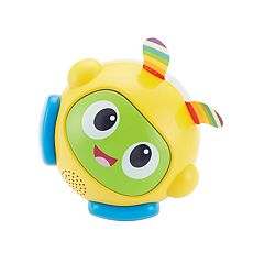 Fisher-Price Bright Beats Spin & Crawl Tumble Ball BeatBo