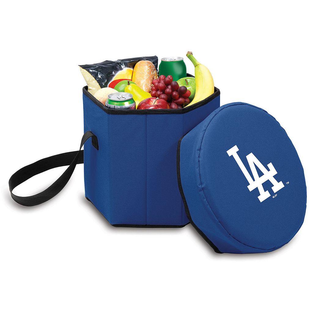 Picnic Time Los Angeles Dodgers Bongo Cooler