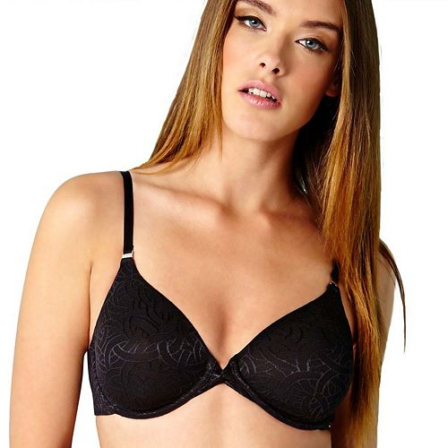 e331c0720e Montelle Intimates Bra  Naturelle Full-Coverage Bra 9030