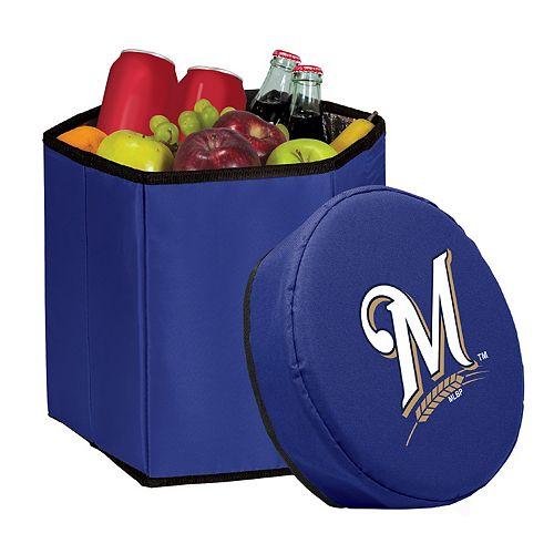 Picnic Time Milwaukee Brewers Bongo Cooler