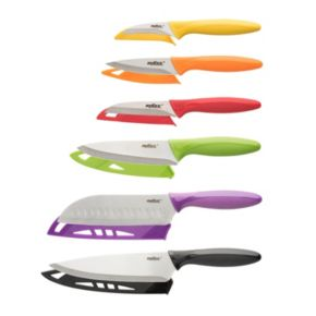 Zyliss 6-pc. Knife Set with Covers
