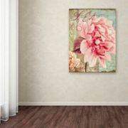 Trademark Fine Art Saisons III 'Paris' Canvas Wall Art