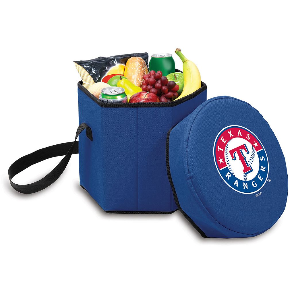 Picnic Time Texas Rangers Bongo Cooler