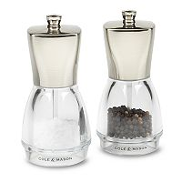 Cole & Mason Salisbury Salt & Pepper Grinder Set