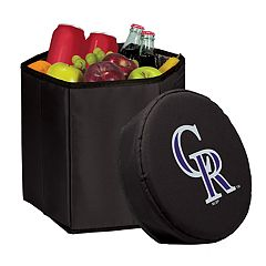 Picnic Time Colorado Rockies Bongo Cooler