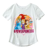 Disney Princess Ariel, Cinderella, Rapunzel, & Belle Girls 7-16