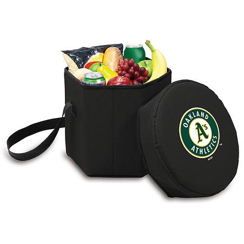 Picnic Time Oakland Athletics Bongo Cooler
