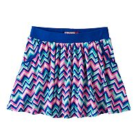 Girls Plus Size SO® Ribbed Waist Knit Skirt