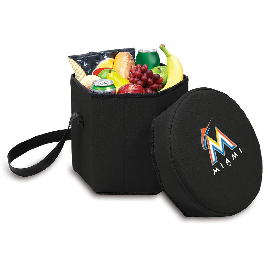Picnic Time Miami Marlins Bongo Cooler
