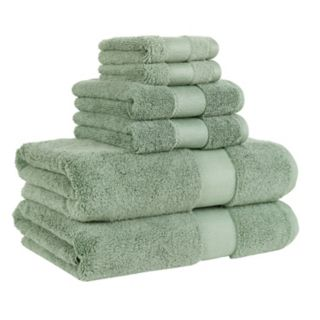 Made Here 6-piece Bath Towel Set