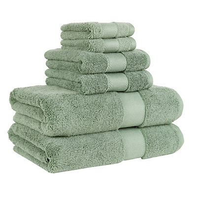 Made Here 6-piece Bath Towel Set